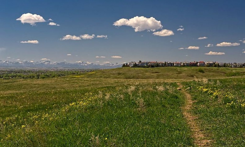 Nosehill Park - One of NW Calgary's most Celebrated Landmarks
