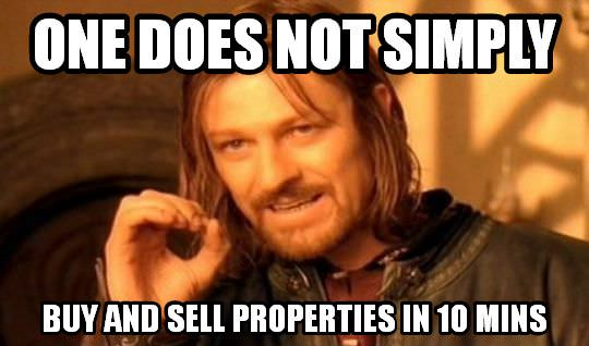 Real Estate Advice for For Middle Earth