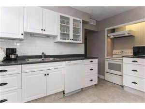 Parkdale Real Estate Calgary - Kitchen